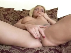2 scenes of sexy lady fingering