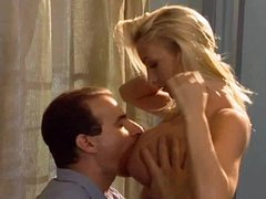 He sensually eats out gorgeous busty blonde