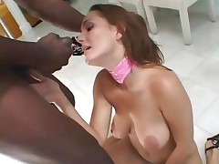 Blistering Anna Nova gets blasted with thick cum