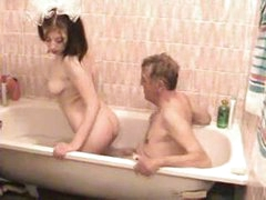 Bathing adult tube movies