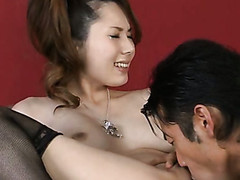 Chick can't stop moaning and coiling from being banged well