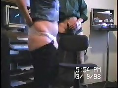 Juicy ass and best scene between boss and his secretary in the private home movie, they get so wild and Mexican bitch is pleased totally