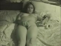 Young sweetie lies in her daybed totally naked. She doesn't feel any shame, showing her flawless figure to u and playing with her lascivious pussy sluggishly.