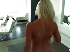 When it's about Rikki u only wait the best so here u have it! The gorgeous blonde pleases us one time afresh with her big sexy breasts, lengthy sexy legs and tight shaved wet crack which that babe loves to get it filled with cock. She's laid here on her back and acquires a hard dick deep in her pussy, groaning with enjoyment while fucking. Will this angel acquire some sexy ball batter on her face, pointer sisters an cunt?