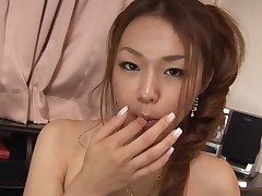 Have joy staring at beautiful Oriental chick getting banged hawt