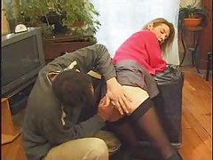 Mama Fuck Son&,#039,s ally and Dad