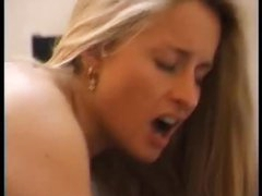 Nut and cocksucking before anal
