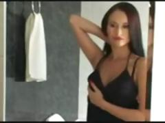 Hawt brunette chick ready to try everything including getting her a-hole fucked