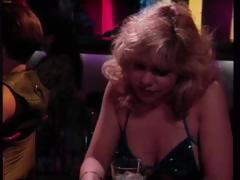 Classic porn with Rebecca Wild picking up a chap at the bar and getting screwed