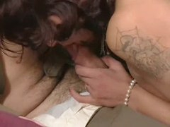 Military men fuck two sexy sluts